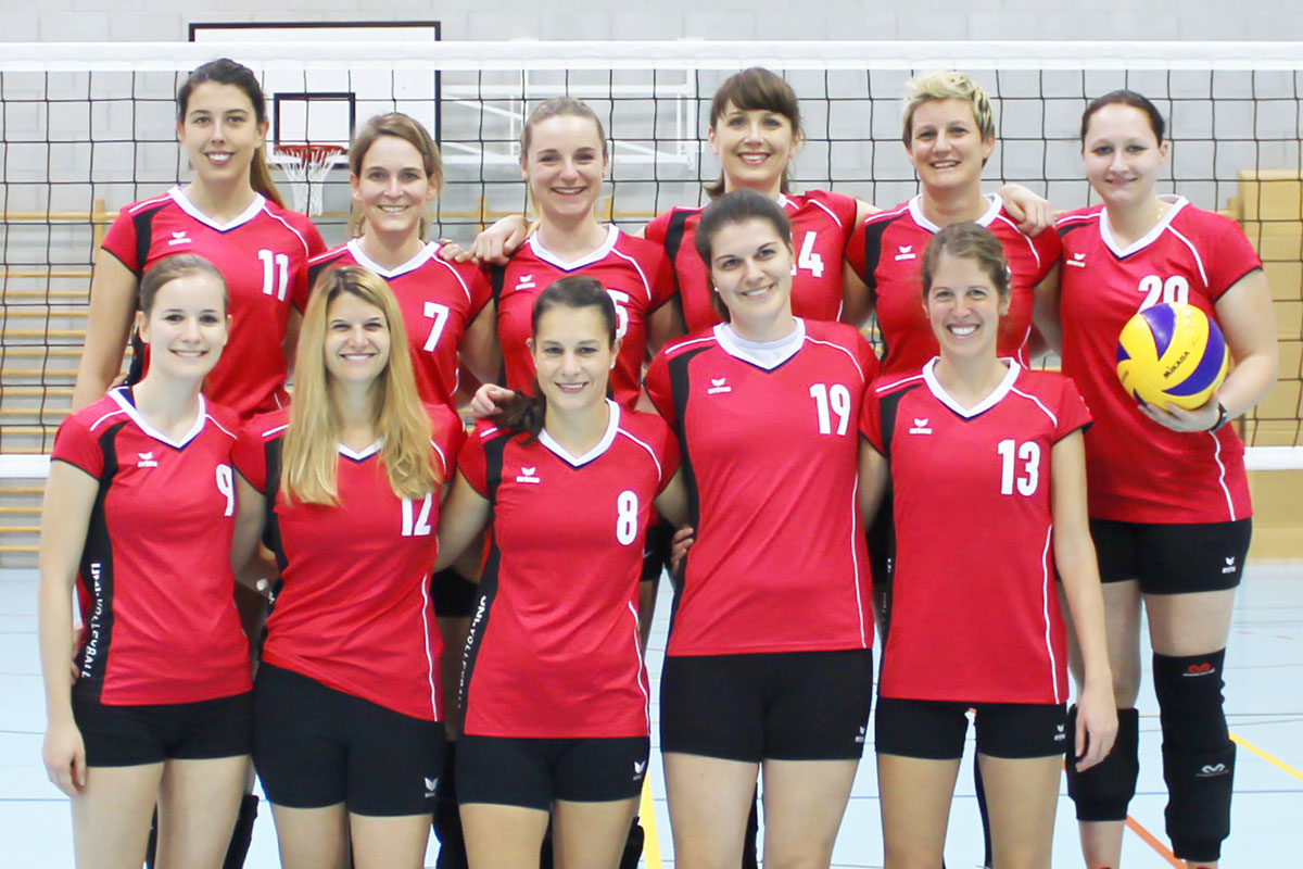 Damen 2 - SC Uni Basel Volleyball